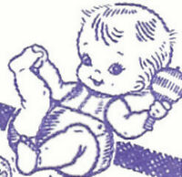 Baby Transfer Design Pattern Quilt Embroidery Motifs