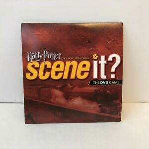 Harry-Potter-Deluxe-Edition-Scene-It-Replacement-Game-DVD-Disc-Only