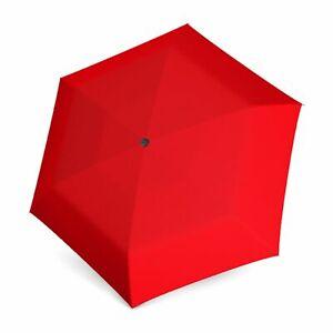 Doppler Fiber Havane Parapluie Accessoire Uni Red Rouge Nouveau-afficher Le Titre D'origine Forfaits à La Mode Et Attrayants