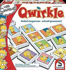 Brettspiel Familie Qwirkle Simpson