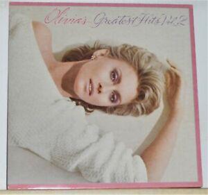Olivia-Newton-John-Greatest-Hits-Vol-2-Original-1982-Vinyl-LP-Record-Album