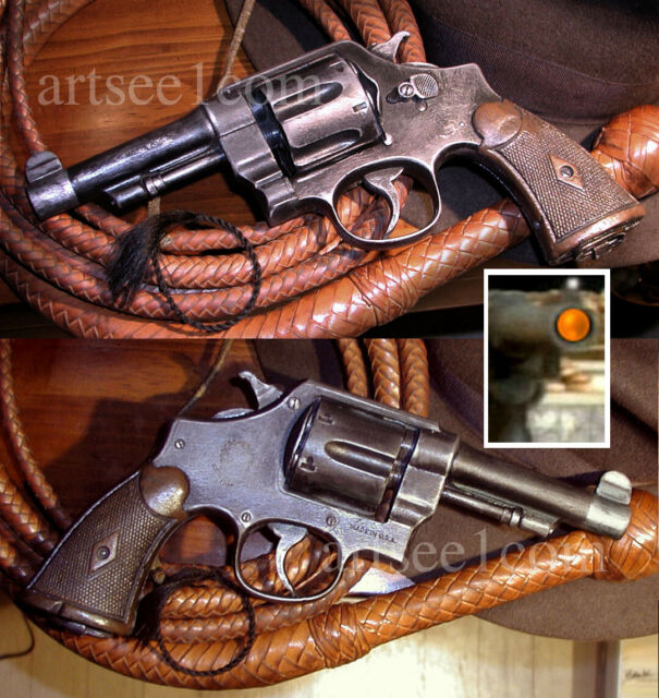 Indiana Jones Prop Gun Pistol Revolver Raiders Of The Lost Ark For Your Costume