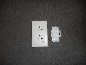 Details about 20 AMP Receptacle Coleman 4752-2371 For Air Conditioner  Direct 2U SKU 2858