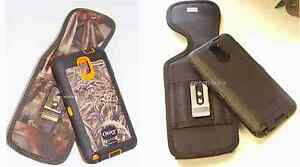 Heavy-Duty-Holster-Cover-Belt-Clip-FOR-Otterbox-Defender-Case-ON-Camo-OR-Black