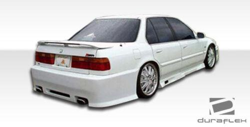 90-93 Honda Accord 2//4DR Duraflex Spyder Rear Bumper 1pc Body Kit 100925