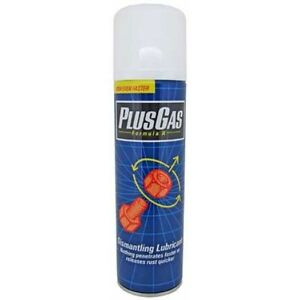 200ML PLUSGAS FORMULA A DISMANTLING LUBRICANT PENETRATING OIL FOR RUSTED BOLTS