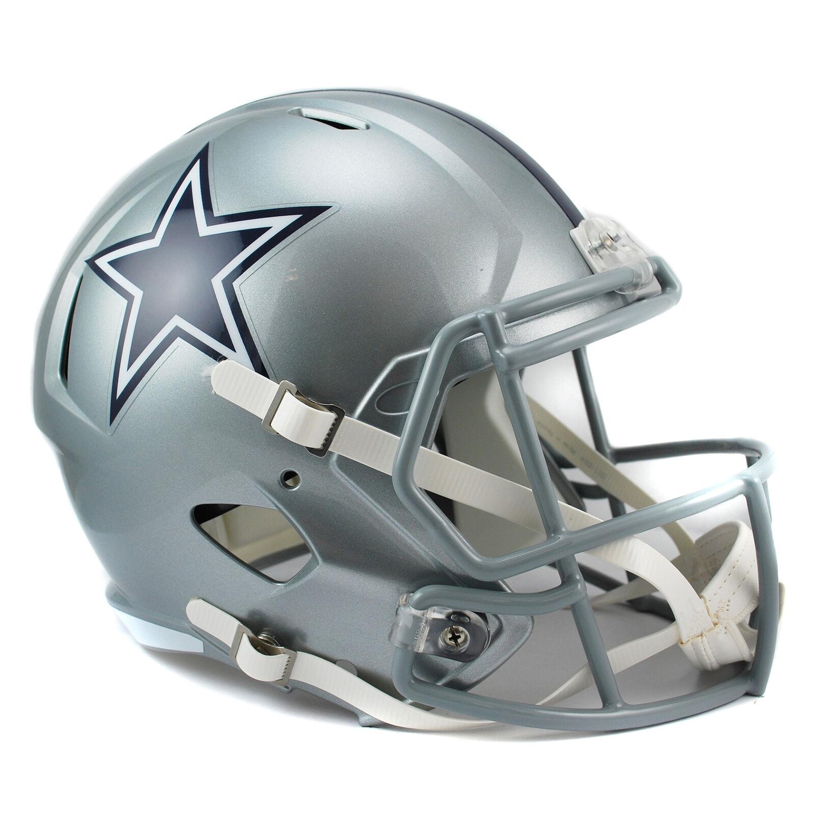 NFL Dallas Dallas Dallas Cowboys Speed Replica Football Helm Fanartikel Souvenir Fanatics 09ca72
