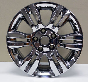 Brand New 16 Quot Rims For Nissan Altima Chrome Wheels 2010