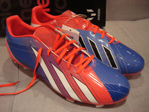 1ea4749e03c69c ADIDAS F10 TRX FG LIONEL MESSI TURBO SOCCER FOOTBALL SIZE 11.5 SHOES ...