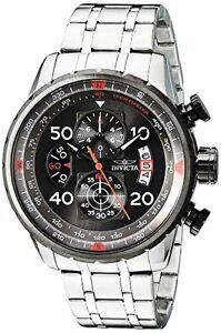 Invicta-Mens-AVIATOR-Stainless-Steel-Casual-Watch