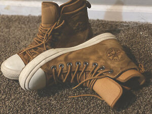 Details about Converse CTAS WP Hi Raw Sugar Boots Men's 8