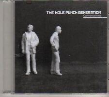 (BX760) The Hole Punch Generation, Conversations - DJ CD