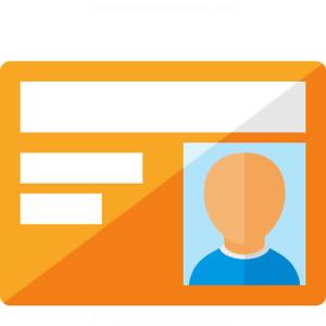 Custom-Personal-name-or-employee-name-card