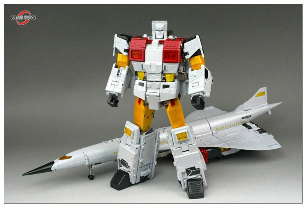 En Stock Transformers Fans Juguetes FT-30A Maverick G1 platabolt Figura De Acción Nueva