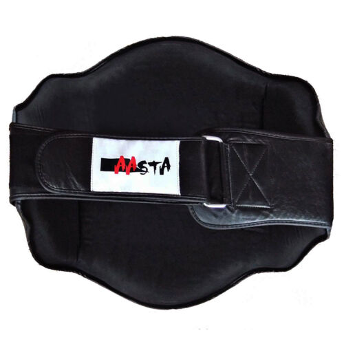 AASTA Belly Pads Body Protector Muay Thai Boxing Armour Guard MMA UFC Training