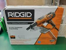 Ridgid R6791 3 In Drywall And Deck Collated Screwdriver E10014629