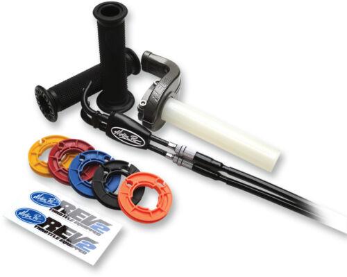 Revolver 2 Throttle Kit Motion Pro 01-2797 17-18 Honda CRF450R//RX
