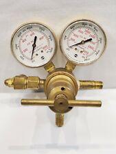 Victor Sr4f Regulator Hydrogen And Methane High Pressure High Capacity