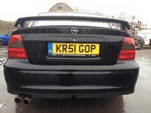 Vauxhall-Vectra-B-SRI-GSI-2-6-V6-Irmscher-Spoiler-2001-Black-Z20C