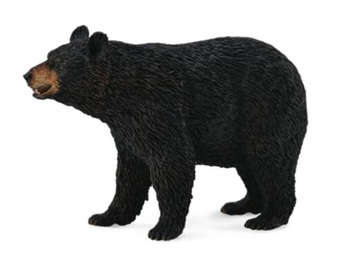 Schwarzbär americano cm 9 Animali Selvatici Collecta 88698