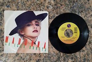 MADONNA-LA-ISLA-BONITA-SIRE-RECORDS-45RPM-1986