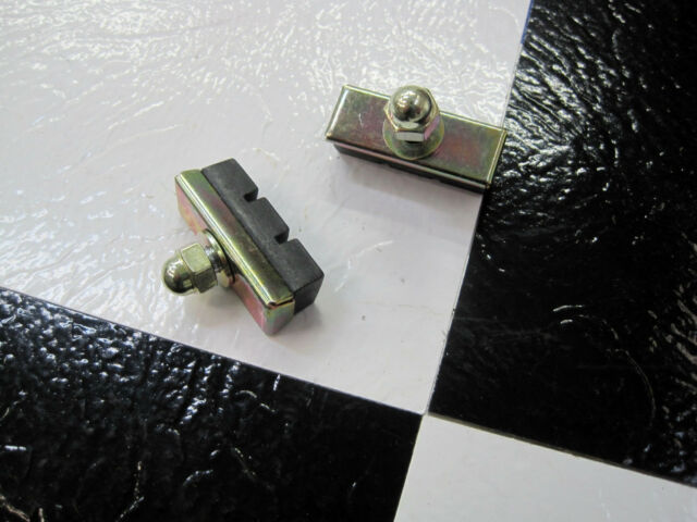 2 New Dia Compe Bicycle Brake PADS for Old School BMX Muscle Bike