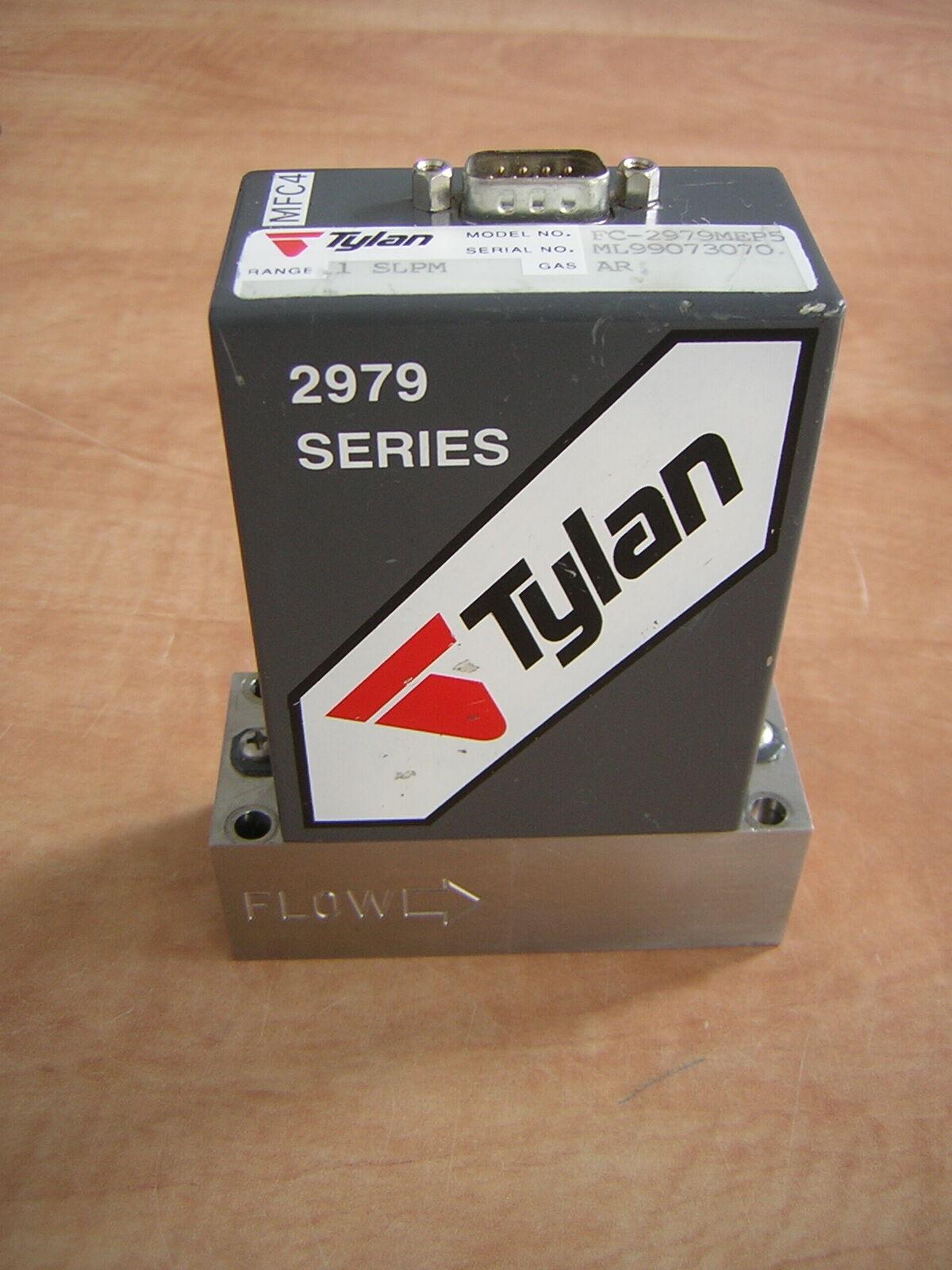 TYLAN 2979 Mass Flow Controller FC-2979MEP5 1 slpm