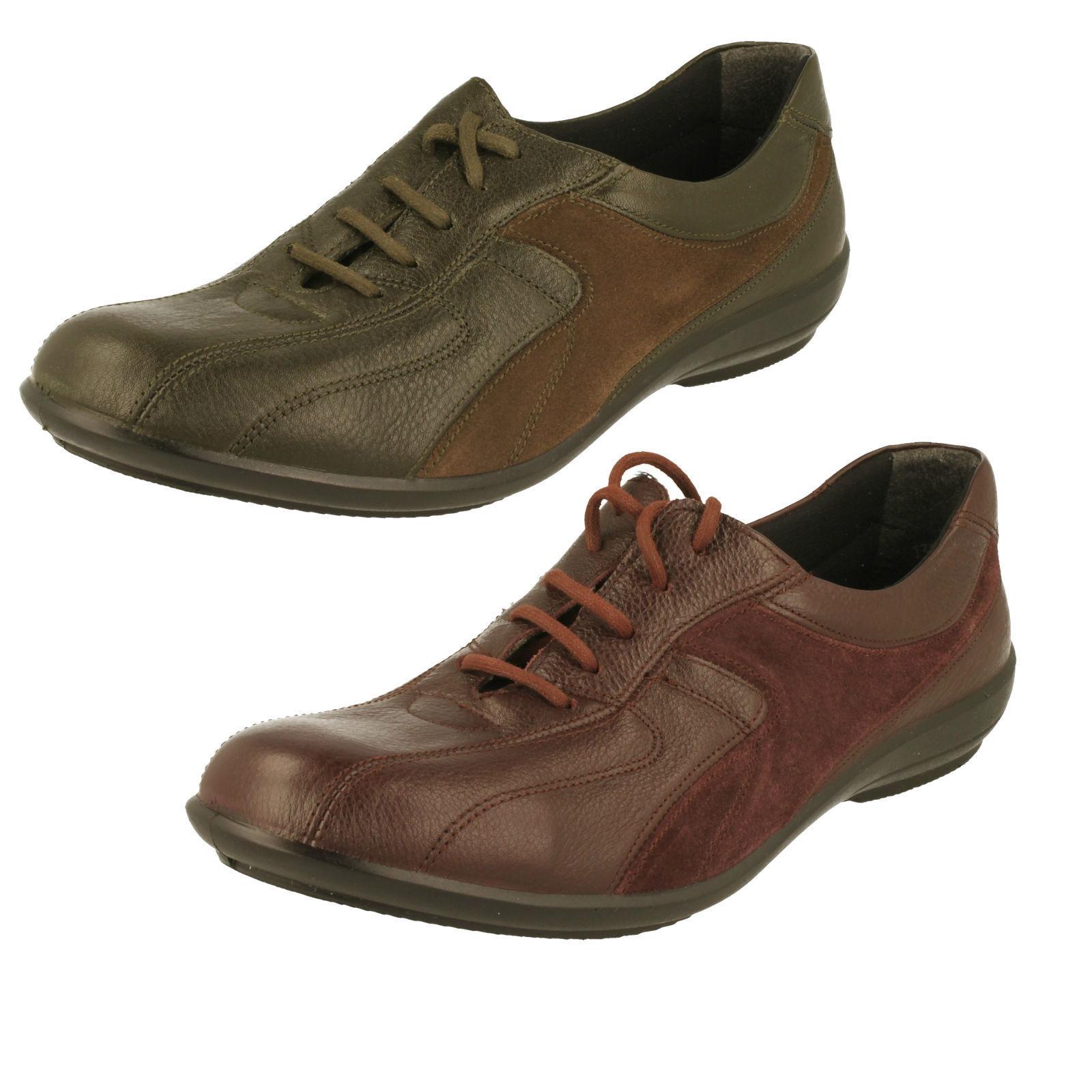 Ladies DB Lace Up shoes - Emma