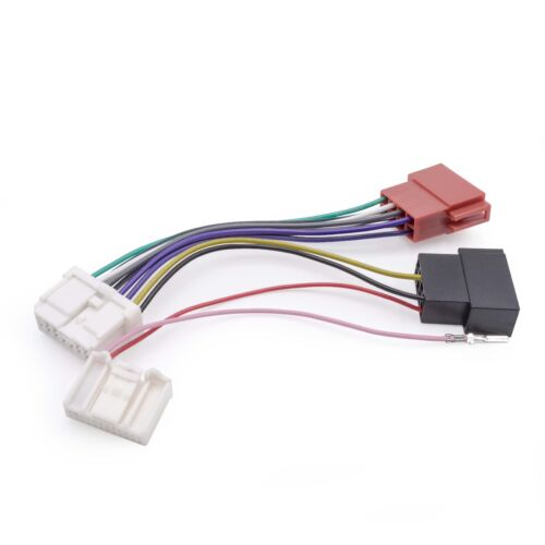 Autoradio ISO Adapter für RENAULT Trafic ab 2013