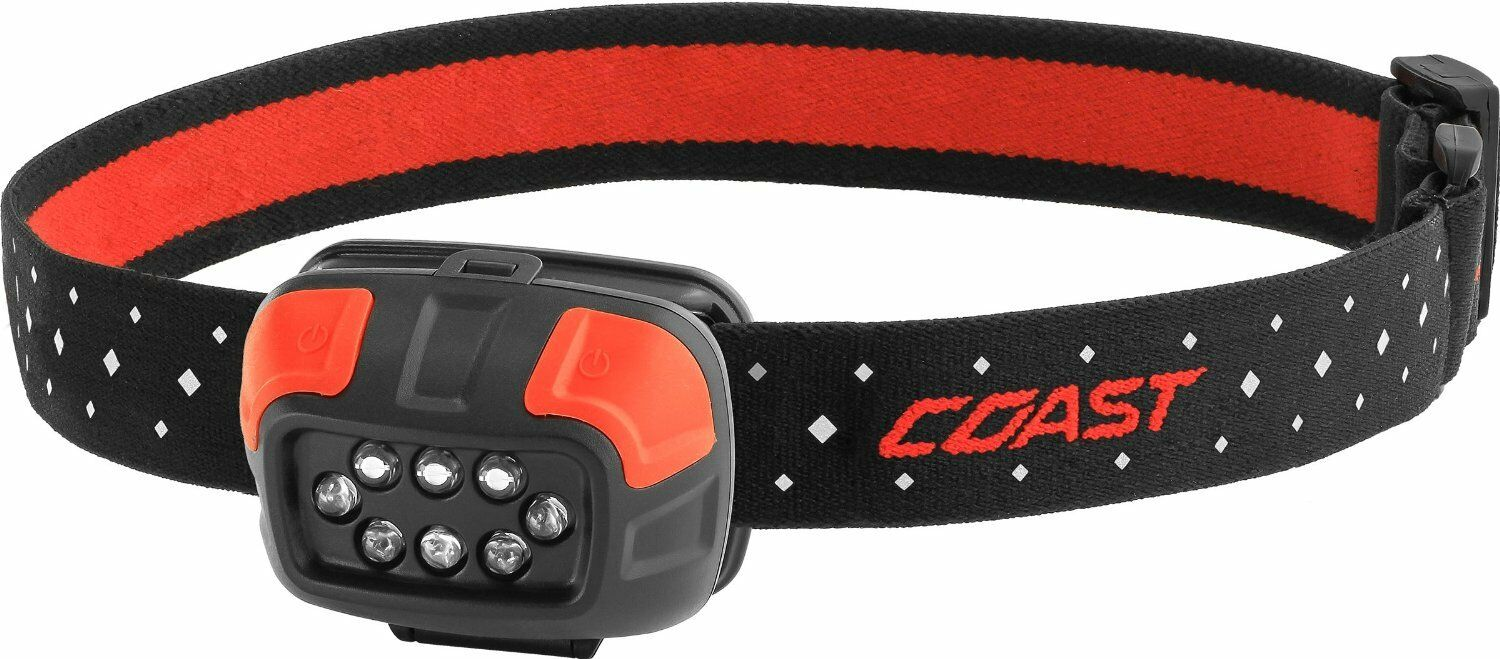 Coast FL44 250 lm Dual color LED Headlamp