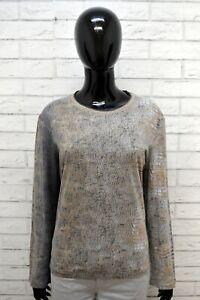 Maglia-Maglione-Donna-ROBERTO-CAVALLI-Tagliai-XL-Pullover-Cardigan-Sweater-Woman