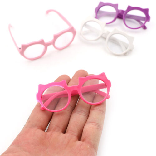 Doll Glasses Colorful Glasses Sunglasses Suitable For 18Inch American Dolls DD