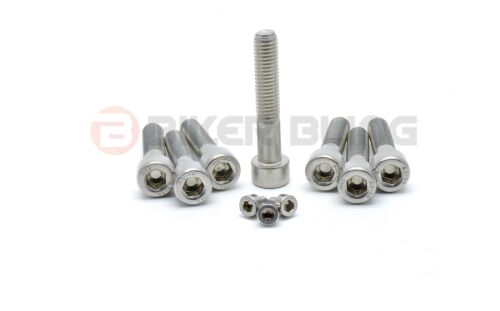 Triumph Sprint ST 1050 2009 stainless rear passenger grab rail handle bolts kit