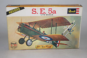 REVELL-S-E-5a-1-72-SCALE-BOXED