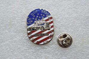 Auto Pin++LKW Ich bin stolz ein Trucker zu sein++Freightliner US Truck+ Sammlung