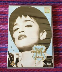 Madonna-The-Immaculate-Collection-Malaysia-Press-DVD