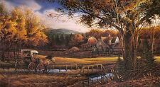 Wednesday Afternoon by Terry Redlin S/N Lithograph