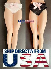 """1//12 scale Lace Stockings For 6/"""" PHICEN TBLeague T01 Female Figure U.S.A."""