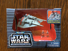 Star Wars Galoob Micro Machines Action Fleet Snow Speeder