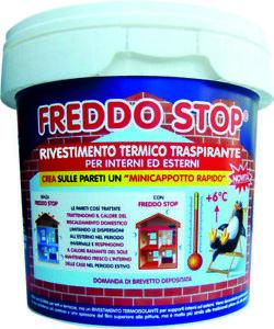 Tecnostuk  Freddo stop 5 litri guaina termoisolante traspirante interno esterno