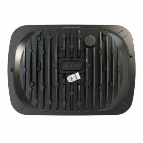 Schwarz für 84-01 Jeep Yj /& Jw Lautsprecher 8900 Evolution 2 Led Scheinwerfer