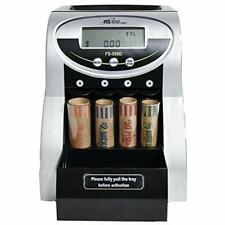 Royal Sovereign Fs 550d High Speed Electric Coin Sorterperp Counts 156 Coins Per