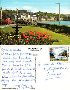 1980-039-s-OBAN-FROM-THE-NORTH-ARGYLLSHIRE-SCOTLAND-COLOUR-POSTCARD