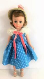 Cissette-Mme-Alexander-Doll-1959-Outfit-722-Polka-Dot-Dress-Teddy-Chemise-Lot