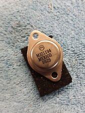 Mj21194 Power Transistor Npn 250v 16a 4mhz 250w Nos Inventory Surplus