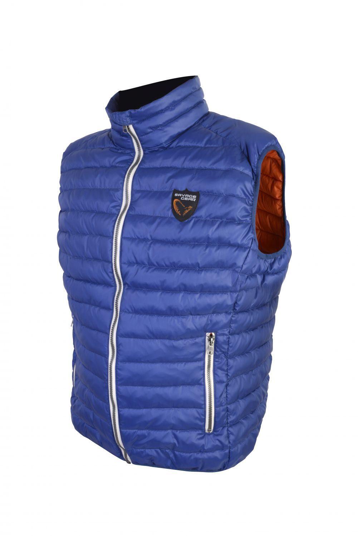 Savage Gear Orlando Thermo Lite Vest ultraleggero Gilet Taglia M -