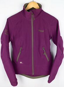 Bergans-Of-Norway-5981-Stamsund-Lady-Women-Soft-Shell-Jacket-Outdoor-size-S-UK10