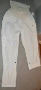 Motherhood-Maternity-white-size-Medium-pants-or-capris