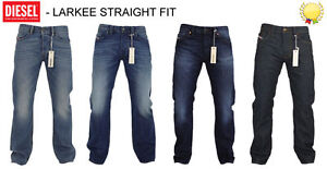 DIESEL-JEANS-DIESEL-LARKEE-STRAIGHT-FIT-DENIM-JEAN-8Z8-8XR-823G-800Z-amp-MORE
