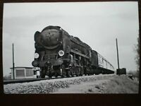 PHOTO  SR BULLEID WEST COUNTRY 4-6-2 34044 WOOLACOMBE